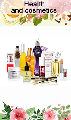 Health and cosmetics